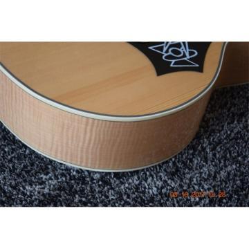 Custom Built J200 Elvis Presley Inlayed Acoustic Guitar