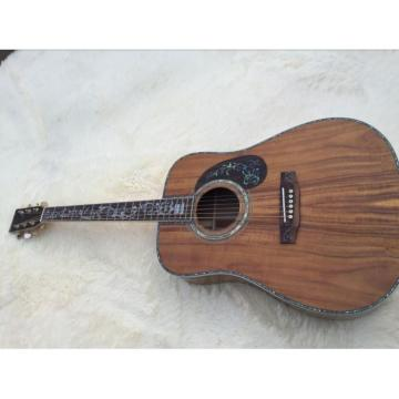 Custom 1833 CMF D45 Matrin Picea Asperata Body Acoustic Guitar