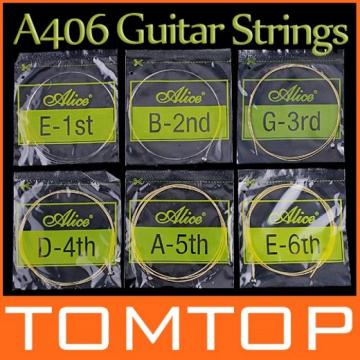 5 Sets Alice A406 Acoustic Guitar Strings