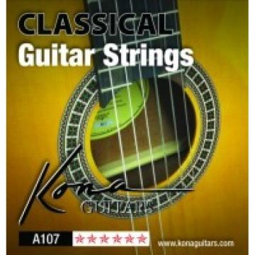1 Set Kona #A107 Classical Acoustic Guitar String