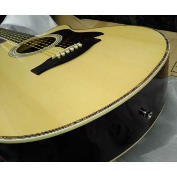 "Custom Shop 40"" Acoustic Guitar Solid Spruce Top"