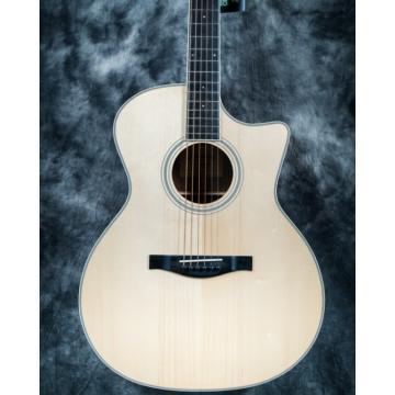 Custom Eastman E8D 41'Non Cutaway Solid Body with Ebony Fingerboard Acoustic Guitar