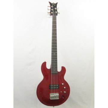 Diamond Guitars IM5ST-TCH Imperial 5-String Bass Guitar Trans Cherry