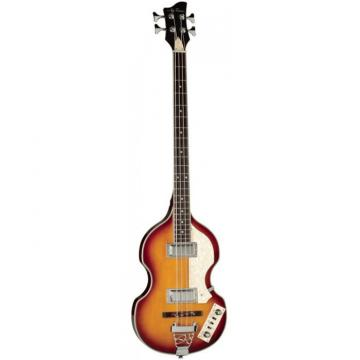 Jay Turser JTB-2B Series Electric Bass Guitar Vintage Sunburst