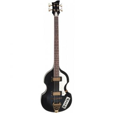 Jay Turser JTB-2B Series Electric Bass Guitar Black
