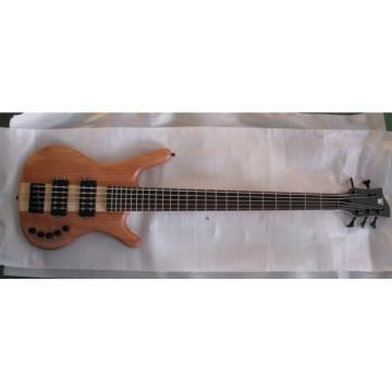 Custom Warwick LTD Corvette 5 Strings Natural Electric Bass