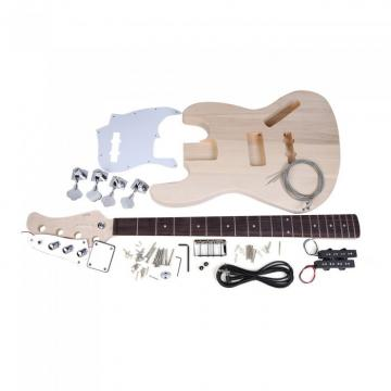 Custom Shop Unfinished Jazz Bass Kit