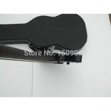 Custom Shop Thunderbird Black White Pickguard Matte Electric Bass