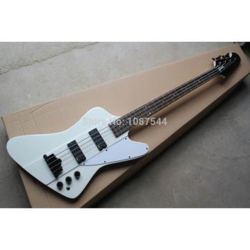 Custom Shop Thunderbird White Electric Bass