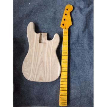 Custom Shop Unfinished PB Bass No Paint No Hardware