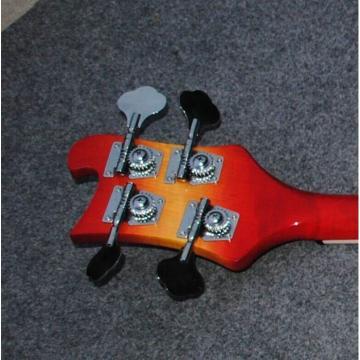 Custom Shop Sunburst Cherry 4003 Bass