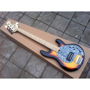 Custom Shop Stingray Vintage Sunburst 5 Strings Music Man S.U.B. Ray5 Electric Bass