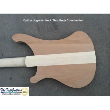 Custom Made Fireglo White 4003 Bass