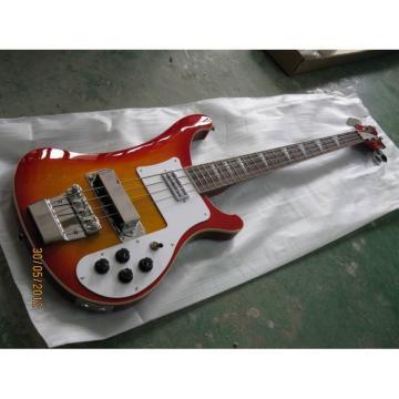 Custom Shop Rickenbacker Jetglo 4003 Bass