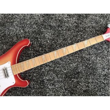 Custom Shop Rickenbacker Fireglo 4003 Bass Maple Fretboard