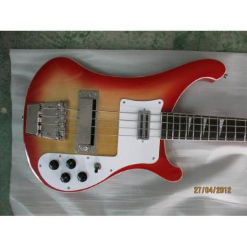 Custom Shop Rickenbacker Fireglo 4003 Bass
