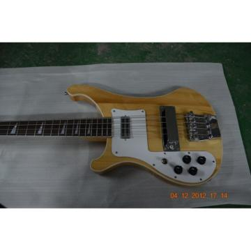 Custom Shop Rickenbacker Left Hand Natural 4003 Bass