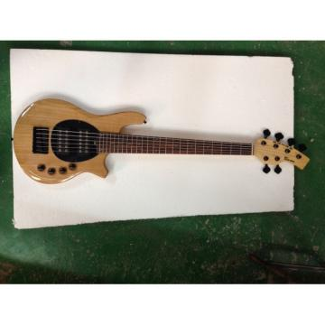 Custom Shop Passive Pickups Bongo Music Man Natural 6 Strings Bass
