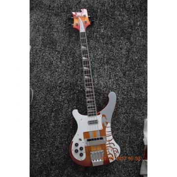 Custom Shop Paul McCartney 1964 4003 Fireglo Left Handed Bass