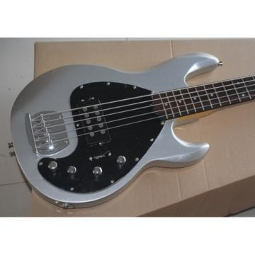 Custom Shop MusicMan Gray 5 Strings Music Man S.U.B. Ray5 Electric Bass