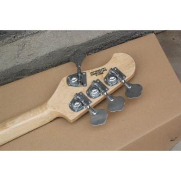 Custom Shop Ernie Ball Blue Music Man Sting Ray 4 String Bass