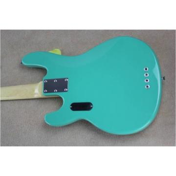 Custom Shop Music Man Teal Color 4 String Ernie Bass