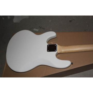 Custom Shop Music Man Sabre White Bass