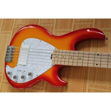 Custom Shop Music Man 5 Strings Sunburst Music Man S.U.B. Ray5 Bass