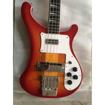 Custom Shop Jetglo Neck Through Body 4003 Bass