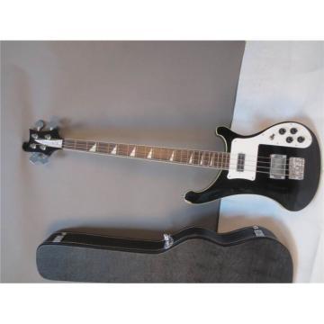 Custom Shop Jetglo 4003 Black Custom Pickups Bass