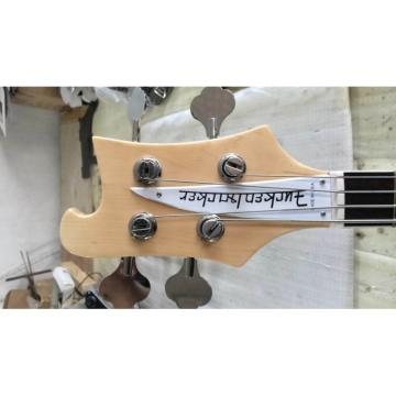 Custom Shop Fuckenbacker 4003 Alder Wood Body Mapleglo Bass
