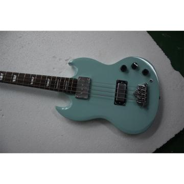 Custom Shop EB-3 SG Standard Mint Green 4 String Bass