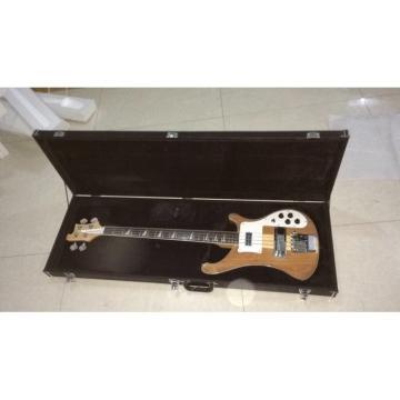 Custom Shop Alder Wood Body Blank Space Natural Glow Checkerboard Binding 4003 Bass