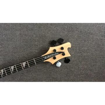 Custom Shop 4003 Rickenbacker Natural Neck Through Bass