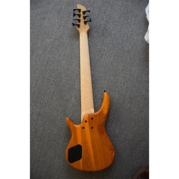 Custom Shop 7 String Dot Inlays H & S Bass