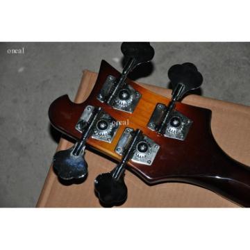 Custom Shop 4003 Rickenbacker Left Hand Vintage Bass