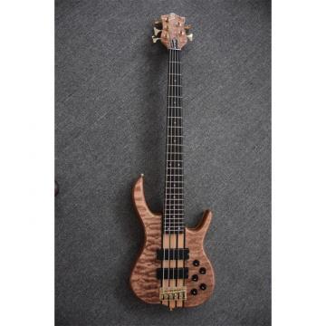 Custom Shop 5 String Natural Ken Smith Bass