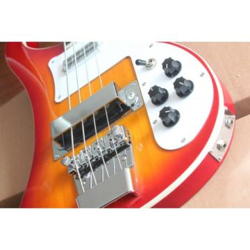 Custom Shop 4003 Rickenbacker Fireglo Cherry Bass