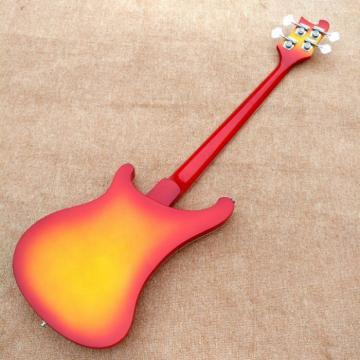 Custom Shop 4003 Rickenbacker Fireglo 4 String Bass