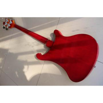 Custom Shop 4003 Left Fireglo Cherry Bass