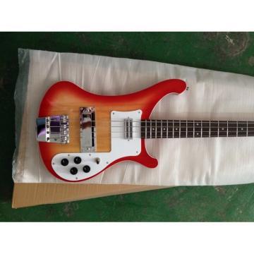 Custom Rickenbacker Fireglo 4001 Bass