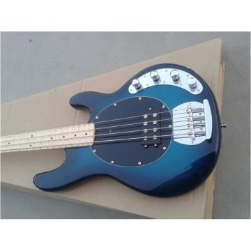 Custom Shop 4 String Blue StingRay Bass Wilkinson Parts