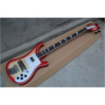 Custom Made Cherry Fireglo  4003 Bass