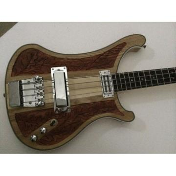 Custom Lemmy Kilmister 4003 Natural Chrome Hardware Bass