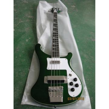 Custom Fireglo Rickenbacker Green 4003 Bass