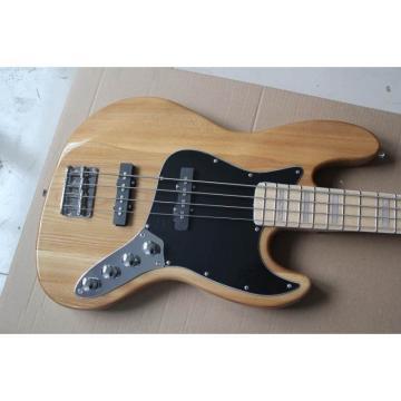 Custom Built Natural Finish Marcus Miller 4 String Jazz Bass
