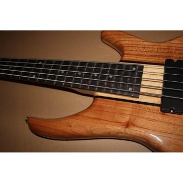 Custom Fordera Shop Mahogany 5 Strings Electric Bass