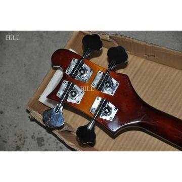 Custom 4003 Shop Rickenbacker Natural Bass