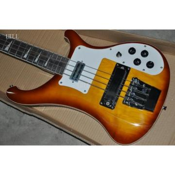 Custom 4003 Shop Rickenbacker Natural Bass