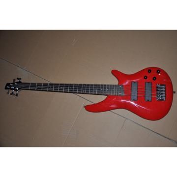 Custom 5 String Ibanez Sound Gear Bass